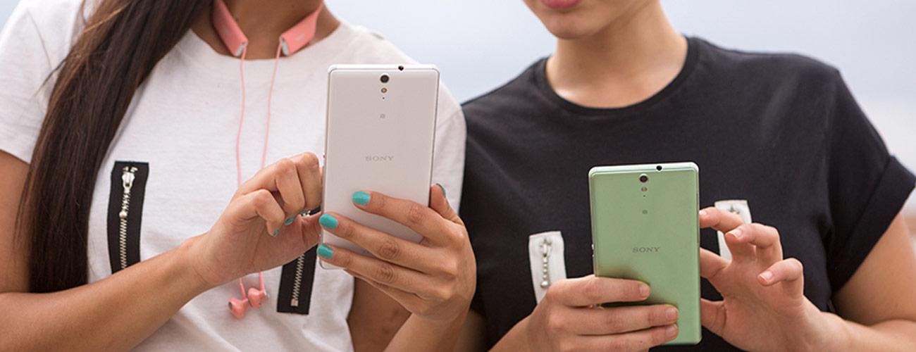 Así son los nuevos Sony Xperia M5 y Xperia C5 Ultra detalle a detalle