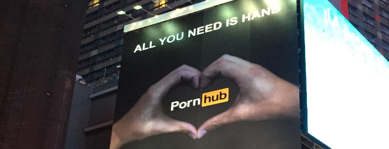 PornHub quiere ser el Netflix de la pornografía