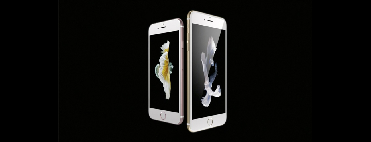 Apple presenta el iPhone 6S y el iPhone 6S plus