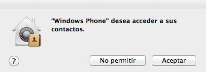 Cómo actualizar a Windows Phone 7.8 desde Mac