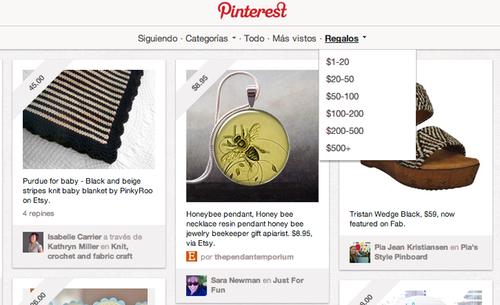Qué cosas puedes hacer dentro de Pinterest