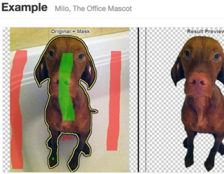 Cómo recortar un objeto en una fotografía sin usar Photoshop