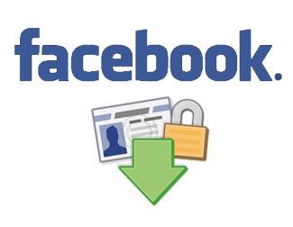 Cómo hacer una copia de seguridad de la cuenta de Facebook