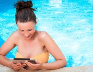 Cómo proteger tus dispositivos de la piscina y la playa