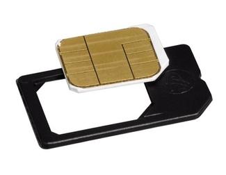 Cómo convertir una tarjeta SIM en micro-SIM
