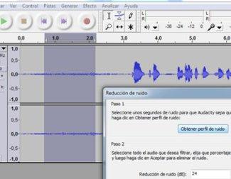 Cómo eliminar ruido de fondo de nuestras grabaciones y podcast con Audacity
