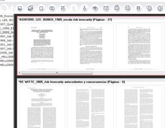 Cómo fusionar varios documentos PDF en uno solo