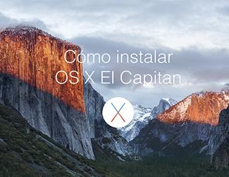 Cómo instalar OS X El Capitan beta pública en tu Mac