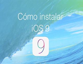 Cómo instalar iOS 9 beta pública