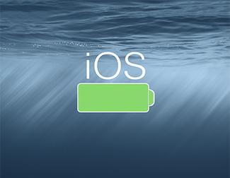 Cómo ahorrar batería en un dispositivo iOS
