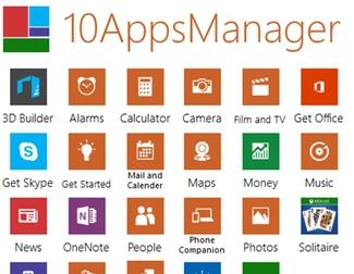 Cómo desinstalar las aplicaciones por defecto de Windows 10