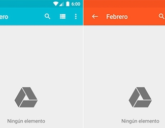 Cómo cambiar el color de tus carpetas de Drive desde la app de Android