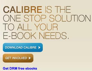 Calibre, app para gestionar tu Kindle