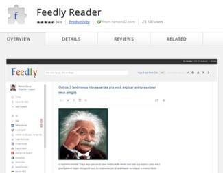 Cómo convertir el aspecto de tu Feedly en Reader
