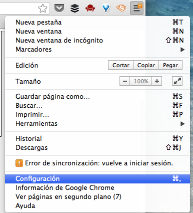 Cómo utilizar varias cuentas de usuario en Google Chrome