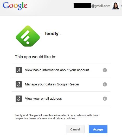 Cómo migrar a la nube de Feedly antes de que cierre Google Reader