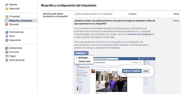 Configura tu Facebook para no preocuparte nunca más de la privacidad