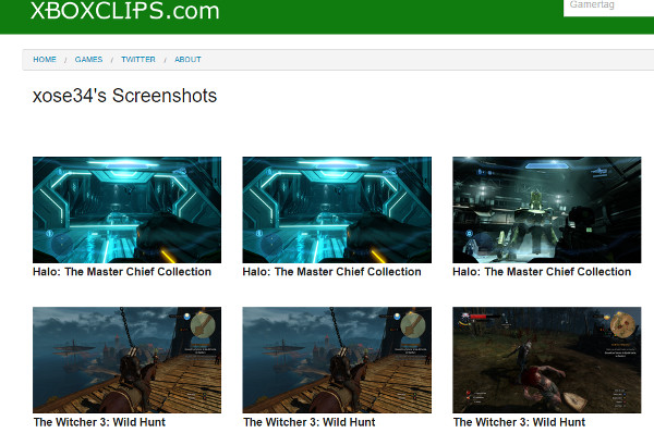 Con Xbox Clips