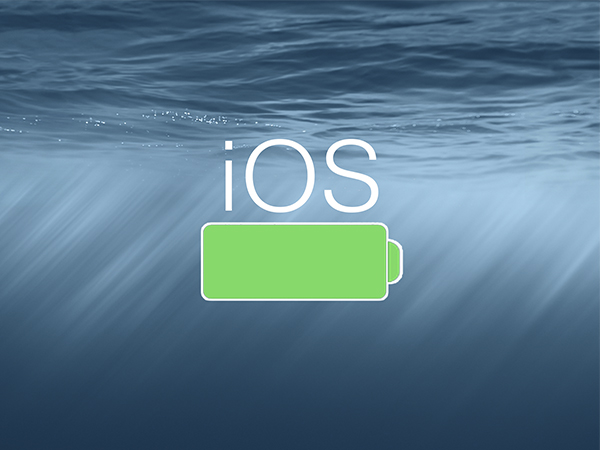 Batería iOS