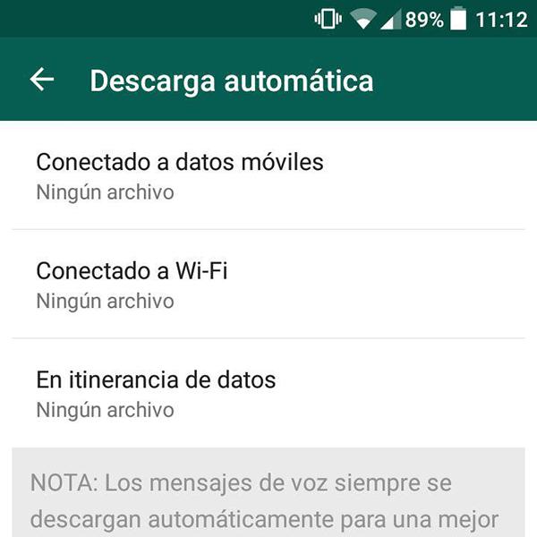 Cómo ahorrar en datos móviles