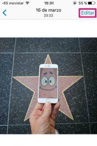 Cómo recortar imágenes en iOS y Android sin aplicaciones externas