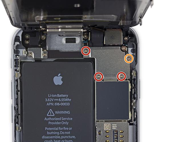 Cómo desmontar un iPhone