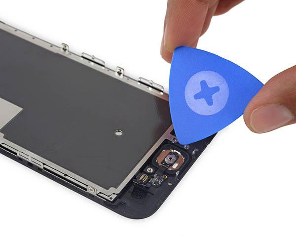 Cómo cambiar la pantalla de un iPhone