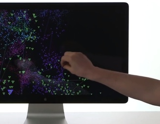 Leap Motion y su tecnología de reconocimiento de gestos