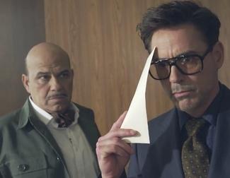 Robert Downey Jr., protagonista del nuevo anuncio de HTC