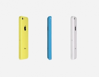 Apple muestra iPhone 5C