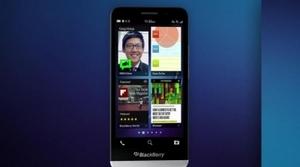 Presentación BlackBerry Z30