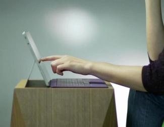 Vídeo presentación Surface 2