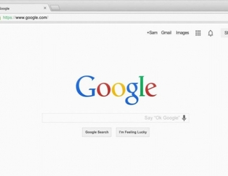 Vídeo 'Talk to Google on Chrome'