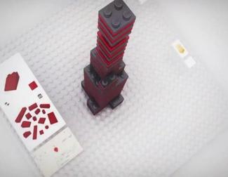 Chrome + LEGO, el experimento de Google