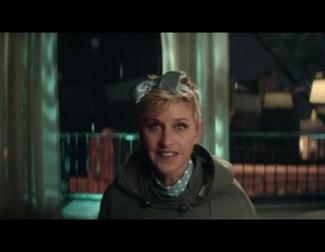 Ellen DeGeneres baila al ritmo de Beats Music