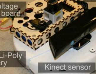 Kinet para robot