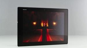 Sony presenta su Xperia Z2 Tablet