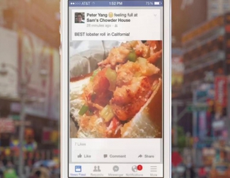 Facebook desvela la función Facebook Save