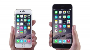 Anuncio TV iPhone 6 y iPhone 6 Plus
