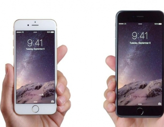 Anuncio TV iPhone 6 y iPhone 6 Plus #2