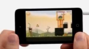 Anuncio iPod Touch 4G