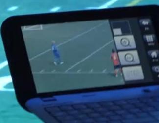 KDDI inventa el zoom para vídeos HD en móviles