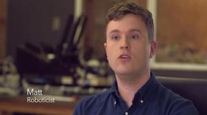 Vídeo presentación Bond, la caligrafía del brazo robótico