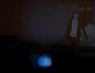 Cardboard Smartphone Projector, el proyector de cartón