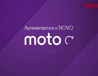 Vídeo promocional del Motorola Moto G: Tercera Generación