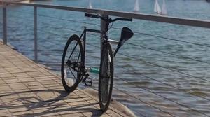 Vídeo de funcionamiento Yerka, la bicicleta que 'no se puede robar'
