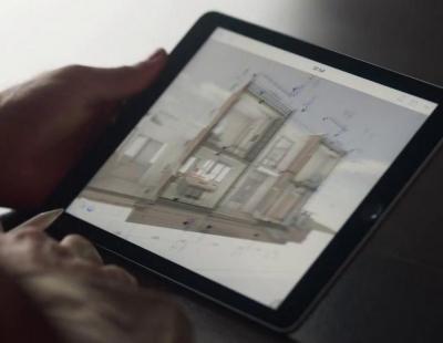 iPad Pro vídeo presentación