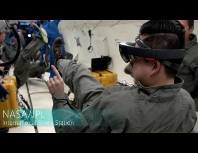 Vídeo Microsoft HoloLens, comienza su distribución