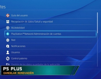 ¿Cómo cancelar la renovación de PS Plus en PS4? - Tutorial en vídeo
