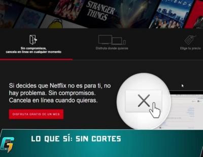 Netflix Análisis: Lo que sí y lo que no del servicio - Vídeo